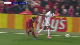 Champions League : 05/11: Liverpool - Genk : 2ème mi-temps