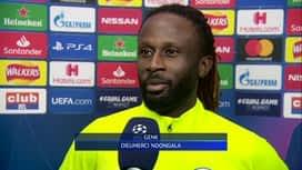 Champions League : 05/11: Dieumerci Ndongala (Genk)