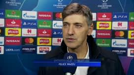 Champions League : 05/11: Felice Mazzu (Genk)