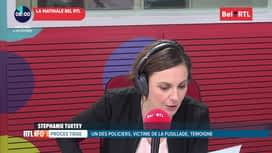 RTL INFO sur Bel RTL : RTL Info 8h du 06/11