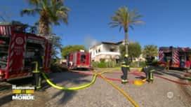 Les Marseillais vs le Reste du monde : Un immense incendie ravage la villa...