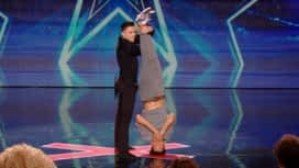La France a un incroyable talent : Le numéro époustouflant de Rahmane et Yoherlandy !