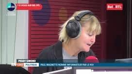 RTL INFO sur Bel RTL : RTL Info 13h du 06/11