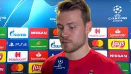 Champions League : 06/11 : Simon Mignolet (FC Bruges)