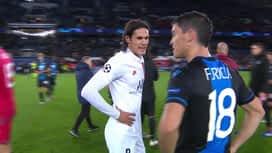 Champions League : PSG - FC Bruges : 2ème mi-temps