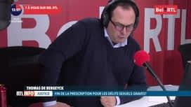 RTL INFO sur Bel RTL : RTL Info 13h du 07/11