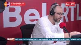 La matinale Bel RTL : Quizz qui s'passe du 07/11
