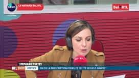 RTL INFO sur Bel RTL : RTL Info 8h du 07/11