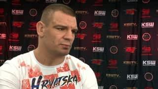 MMA: KSW 51 : Izjava: Ante Delija