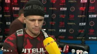 MMA: KSW 51 : Izjava: Vaso Bakočević