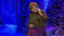 François Pirette : Denise et Martha débriefent leurs fêtes de Noël