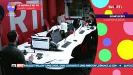 La matinale Bel RTL : Il y a 30 ans, la chute du mur de Berlin...