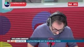 RTL INFO sur Bel RTL : RTL Info 8h du 08/11