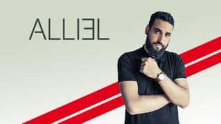 Le Double Expresso RTL2 : Alliel en live et en interview dans Le Double Expresso RTL2 (08/11/19)