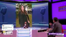 """Touche pas à mon poste : Anouchka Delon remercie l'équipe de """"ne pas céder à l'hystérie médi..."""