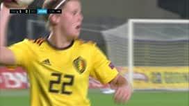 Red Flames : Croatie - Belgique : 1ère mi-temps