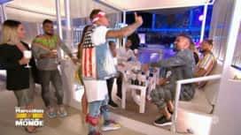 Les Marseillais vs le Reste du monde : Concours de punchlines entre Greg et Julien !