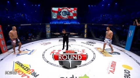 MMA: KSW 51 : Erslan vs. Rodriguez