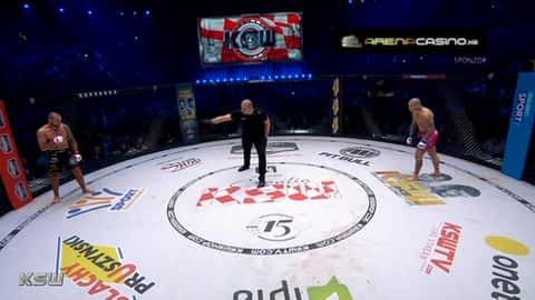 MMA: KSW 51 : Mankowski vs. Bakočević