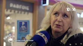 C'est pas tous les jours dimanche : On dit que les femmes en Belgique sont très confrontées à la violen...