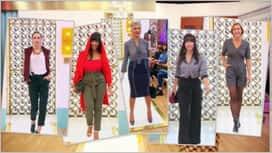 Les reines du shopping : Tendance avec un vêtement taille haute