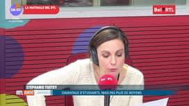 La matinale Bel RTL : RTL Info 8h du 12/11