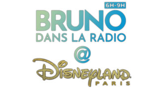 BRUNO DANS LA RADIO @ DISNEYLAND® PARIS
