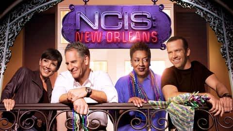 NCIS: New Orleans en replay