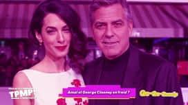 Touche pas à mon poste : George Clooney et Amal : sur la fin ?