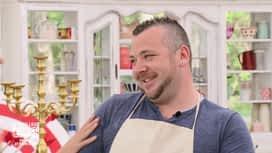 Le meilleur pâtissier : François veut le tablier bleu