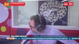 RTL INFO sur Bel RTL : RTL Info 13h du 12/11