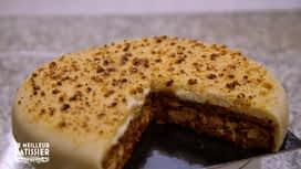 Le meilleur pâtissier : La galette des Rois par Yannick Delpech