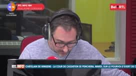 RTL INFO sur Bel RTL : RTL Info 18h du 12/11