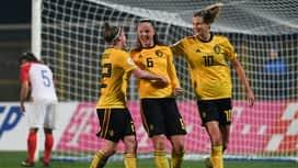 Red Flames : 12/11: Belgique - Lituanie (les buts)
