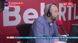 La matinale Bel RTL : Quizz qui s'passe du 13/11