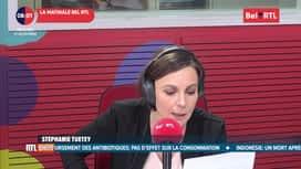 RTL INFO sur Bel RTL : RTL Info 8h du 13/11