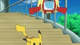 Pokemon : 17-Une énigme claire comme le cristal