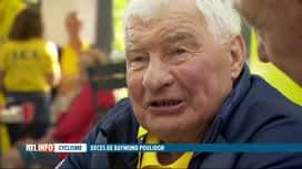 RTL INFO 13H : Cyclisme : Raymond Poulidor est décédé à l'âge de 83 ans