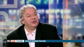 RTL INFO 13H : Décès de Raymond Poulidor : Christophe Giltay revient sur son héritage