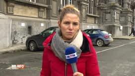 RTL INFO 13H : Procès du policier ivre qui avait tiré sur Kevin