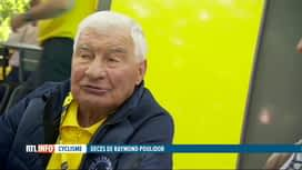 RTL INFO 13H : Décès de Raymond Poulidor : retour sur sa magnifique carrière