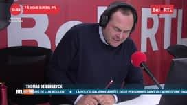 RTL INFO sur Bel RTL : RTL Info 13h du 13/11