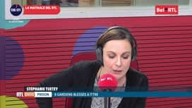 RTL INFO sur Bel RTL : RTL Info 8h du 14/11