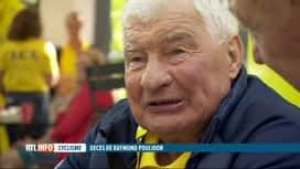 RTL INFO 19H : Cyclisme : Raymond Poulidor est décédé à l'âge de 83 ans