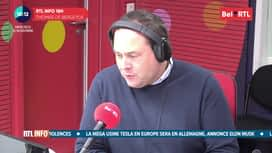 RTL INFO sur Bel RTL : RTL Info 18h du 13/11