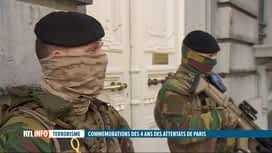 RTL INFO 19H : Qu'en est-il de la menace terroriste en Belgique ?
