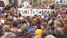 RTL INFO 19H : Les acteurs flamands de la culture dénoncent les coupes budgétaires