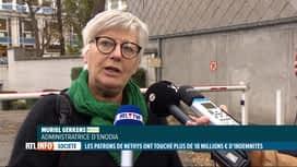 RTL INFO 19H : Compensations chez Nethys: réaction du CA d'Enodia