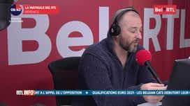 La matinale Bel RTL : Quizz qui s'passe du 15/11
