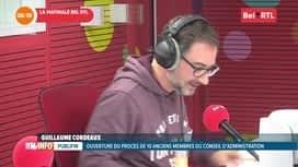 RTL INFO sur Bel RTL : RTL Info 8h du 15/11
